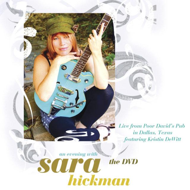 Sara Hickman DVD